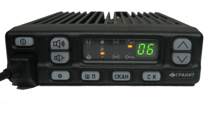Инструкция Радиостанции Гранит